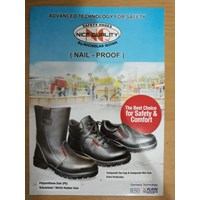 Distributor Sepatu Safety / Safety Shoes 3