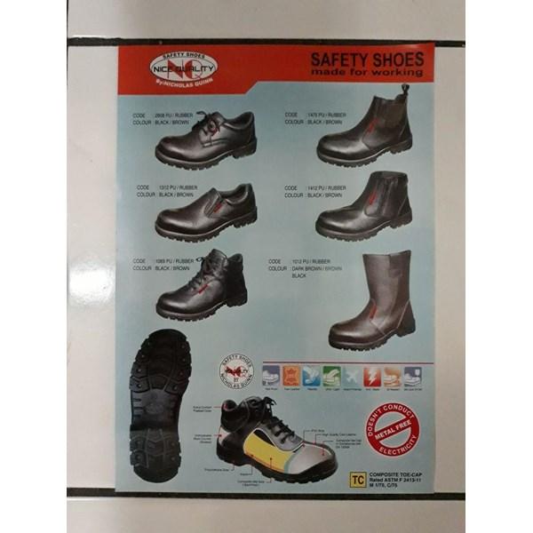 Sepatu Safety / Safety Shoes