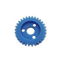 Jual PA6G Blue ( MC Blue Nylon ) 2