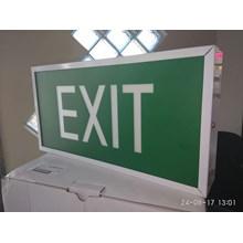 Lampu LED Exit Powercraft EXB-LED-M