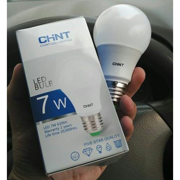 Bohlam LED CHINT -7W
