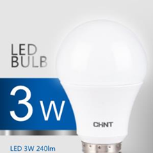 Lampu LED Bohlam CHINT - 3W