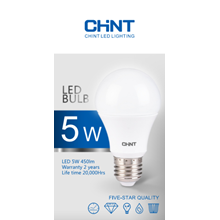 Lampu LED Bohlam CHINT -5W