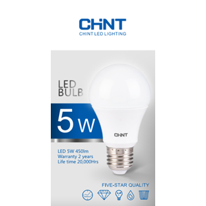 Bohlam LED CHINT -5W