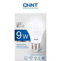Jual Bohlam LED CHINT -9W 2