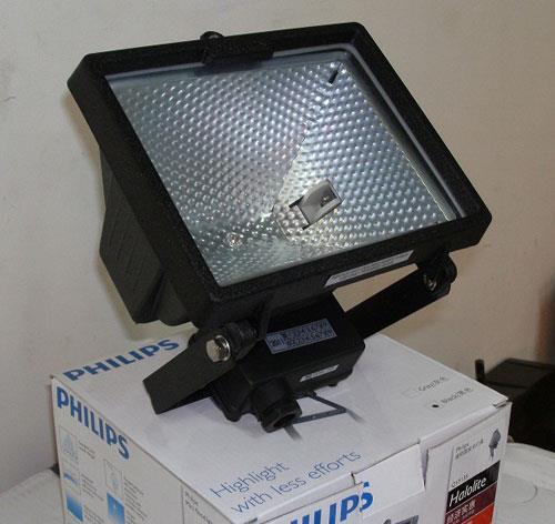 Jual Lampu Sorot Halogen Lamp Tube Philips QVF135 -500W