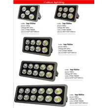 Lampu sorot LED / Flood Light Fulllux Kap F -250W