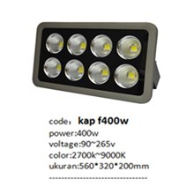 Lampu sorot LED / Flood Light Fulllux Kap F -400W AC