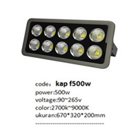 Jual Lampu sorot LED / Flood Light Fulllux -500W AC 2