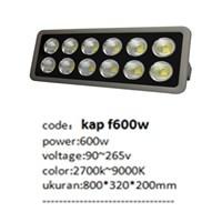 Lampu sorot LED / Flood Light Fulllux kap F -600W AC 1