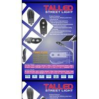 Jual Lampu Jalan PJU Talled COB -80W AC 2