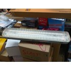 Kap Lampu PHILIPS Waterproof TCW060 C 1xTL-D 18W 2