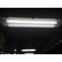 Kap Lampu PHILIPS Waterproof TCW060 C 1xTL-D 36W
