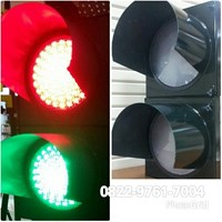 Lampu LED Traffic 2 aspek -20cm
