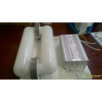 Lampu Bohlam Induction CLEAR ENERGY -80W Rectangle