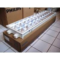 Jual Kap Lampu RM Philips TBS318 -2x36W
