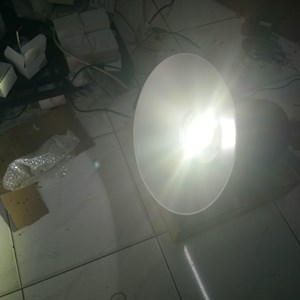 Lampu Industri Highbay LED Fulllux -80W