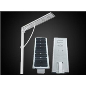 Lampu Jalan PJU LED all in one -80W