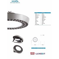 Beli Lampu Industri Highbay LED UFO Hinolux -250W 4