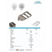 Distributor Lampu Jalan PJU LED Hinolux HL-8110 100W AC 3