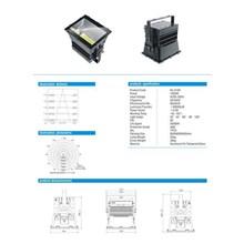 Lampu Sorot LED / Flood Light Hinolux -1000W