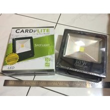 Lampu Sorot LED / Flood Light Cardilite -30W RGB