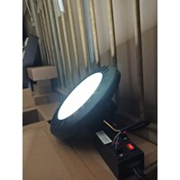 Lampu Industri Highbay LED CLEAR ENERGY UFO -80W (Truefull)