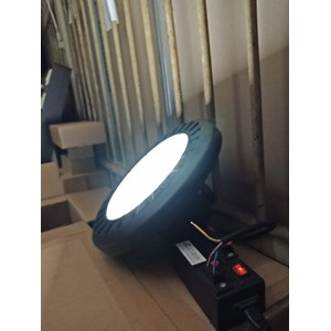 Lampu Industri Highbay LED CLEAR ENERGY UFO -100W