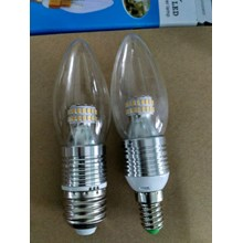 Lampu Bohlam Candle -5W (E27)