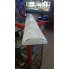 Kap Lampu V-shape 2XTLED Philips Ecofit 16W 1