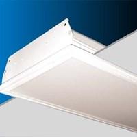 Kap Lampu TKI Cover Acrylic 1x TL LED Philips Ecofit 16W