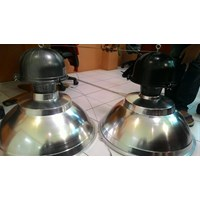Lampu Industri Highbay Induction CLEAR ENERGY GK-1 300W