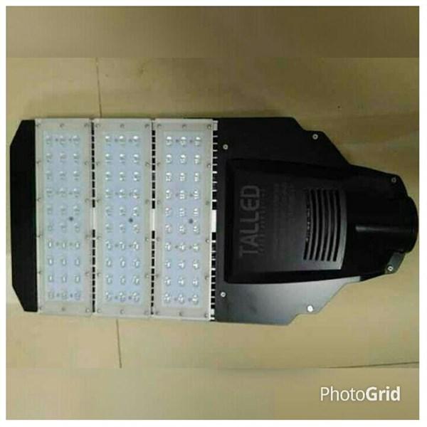Lampu Jalan PJU LED Talled Black -150W DC