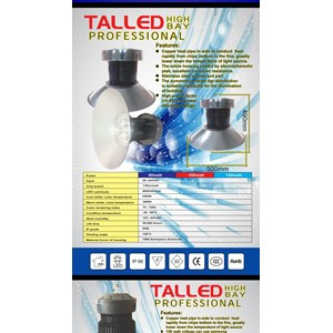 From High Bay Industri LED Talled -200W 1