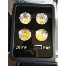 Lampu Sorot LED / Flood Light Miyalux Kap F -200W AC