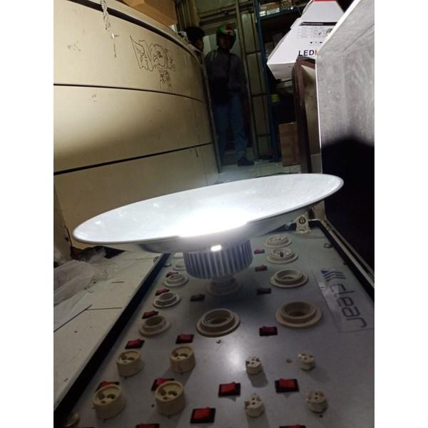 Lampu Industri Highbay UFO Yomiko E-27 40W