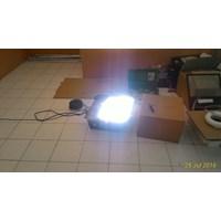 Lampu Sorot Luminaire Induction LVD -120W Cahaya Putih