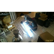 Lampu LED Waterproof -18W Cahaya Putih