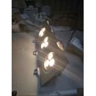 Lampu Downlight LED Spot adjustable -9W Cahaya Warm White 1
