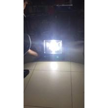 Lampu Sorot LED / Flood Light Ronic -50 Watt Sinar Putih
