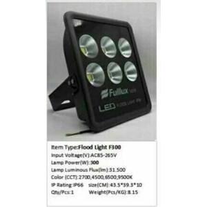 Lampu Sorot LED / Flood Light Fulllux -300 Watt