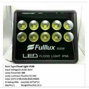 Lampu Sorot LED / Flood Light Fulllux -500 Watt
