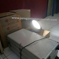 Lampu LED High Bay UFO Centrolux -100W