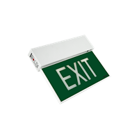Jual Lampu Emergency EXIT Powercraft Slim LED