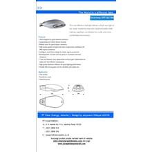 Lampu Jalan PJU Philips SPP166 SON-T 250W