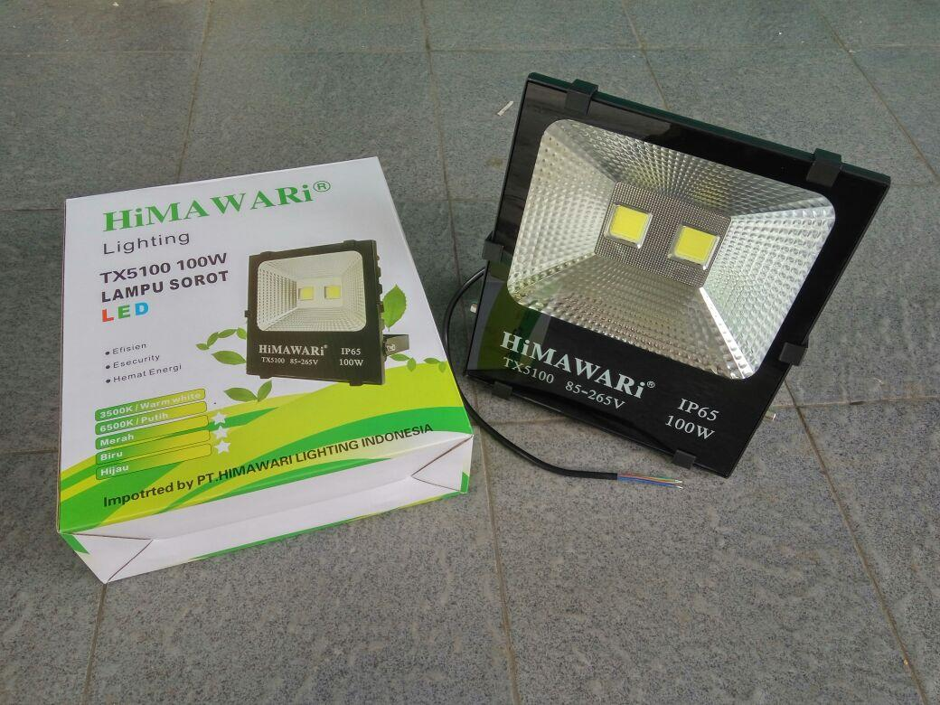 Sell Flood Light Led Himawari 100w From Indonesia By Simaz Multi Lampu Sorot Energicheap Price