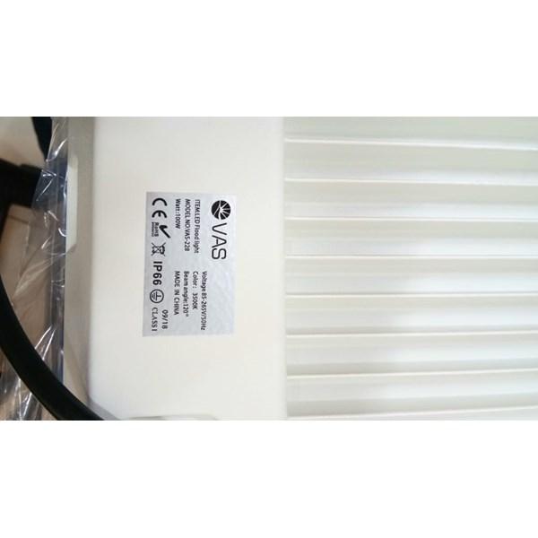 Lampu Sorot LED VAS  100 W AC