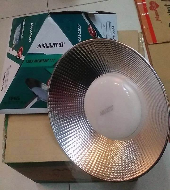Jual Lampu High Bay LED AMASCO E 27 30 W Harga Murah