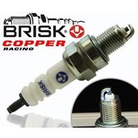 Busi Motor Brisk Cooper Racing