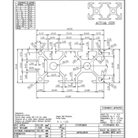Jual Aluminium Profile 30X60 2